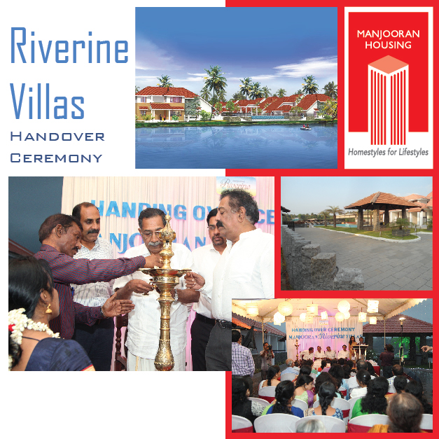 Riverine Villas Handover