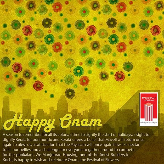 Happy Onam 2015